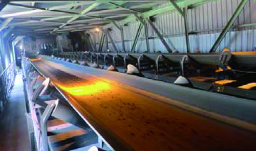 DTII(A) Belt Conveyer